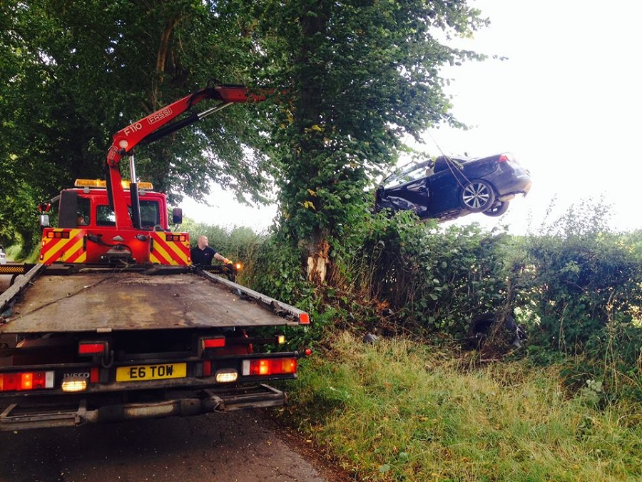 Accident Recovery Basingstoke Andover