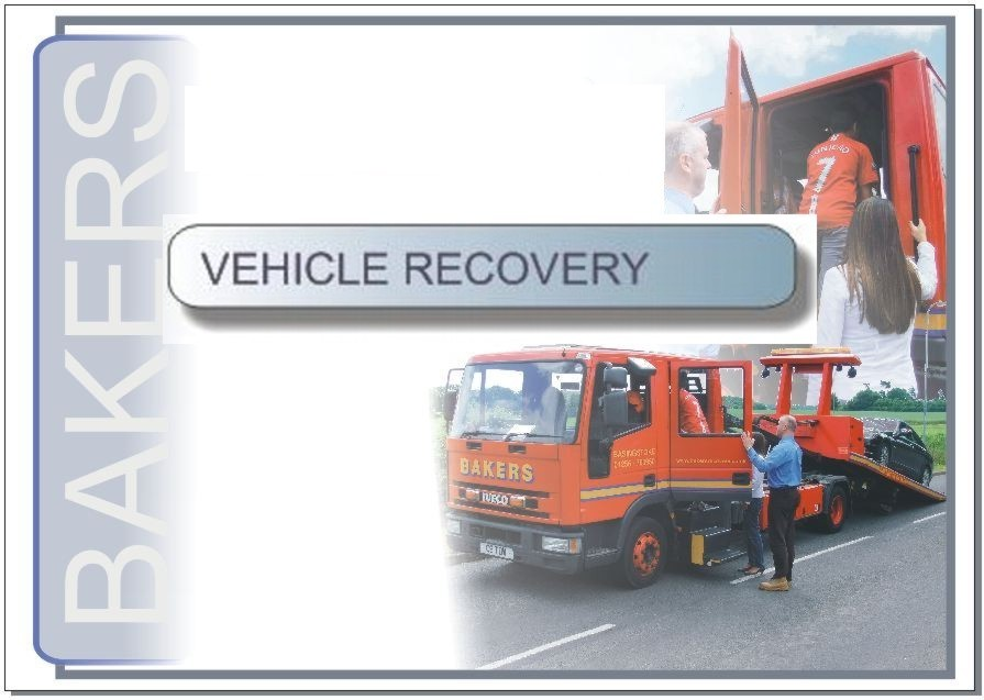 Vehicle Recovery